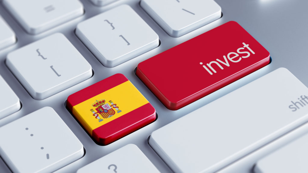 Investitionen in Spanien